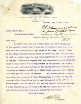 Image of Letter - 988.5.494.1