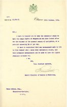 Image of Letter - 988.5.499