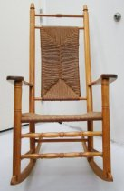 Image of 2014.019.001 - Chair, Rocking
