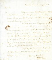 Image of Letter - 993.5.447