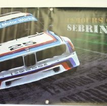 Image of BMW 3.0CSL Banner