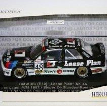 Image of Lease Plan BMW E30 M3