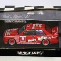 Image of 1:43 E30 M3  #9 Rudy Billen Racing