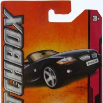 Image of Matchbox 1:64 scale BMW E89 Z4 Roadster Black