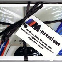 Image of M-pressions note card set front