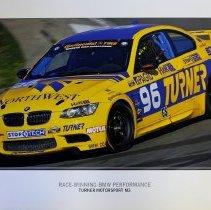 Image of Turner Motorsports E92 M3 poster