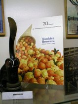 Image of Sunkist Growers annual report