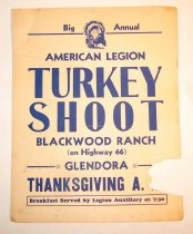 Image of Turkey Shoot