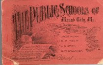 Image of 1893-1894 Report Card