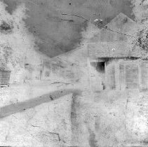 Image of 2012.6.1345 - Negative, Glass-plate
