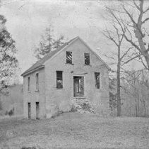 Image of 2012.6.1665 - Negative, Glass-plate
