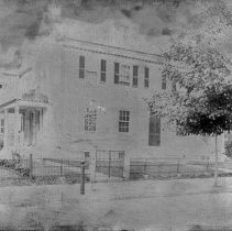 Image of 2012.6.282 - Negative, Glass-plate