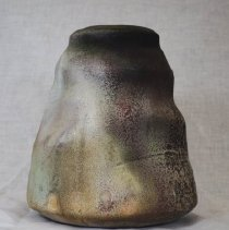 Image of Weed Pot - back view