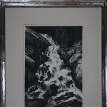 Image of Glannon, Edward - Cascade, framed by artist