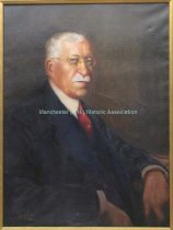 Image of Oil portrait of Albert O. Brown
