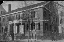 Image of Richard Ayer House, 267 Chestnut Street and Central Street. - PH 026