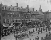 Image of Parade of the Firemen's Muster - PH 052