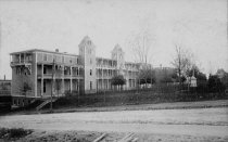 Image of Notre Dame Hospital - 1890. - PH 140