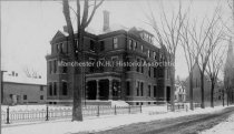 Image of St. Joseph's Cathedral Rectory - PH 193-A