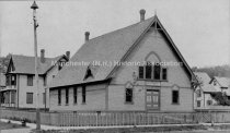 Image of First Presbyterian Church, 2nd and Bath Streets - PH 212
