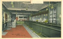 """Image of Postcard, """"Bell in Hand"""", Manchester, N.H. - 1949.087.001"""