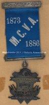 Image of Manchester Cadets Veterans Association Badge, 1886 - 1949.103.001