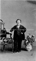 Image of Portrait—General Tom Thumb (Charles S. Stratton) - 1950.030.001