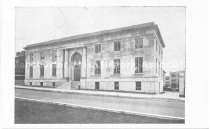 Image of Postcard, View of Building of Manchester Historic Association - 1950.079.057