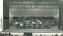 Image of Central High Graduation, January 1939 - 1950.079.172