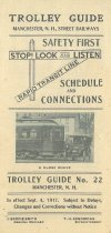 Image of Trolley Guide No. 22 - 1952.038.035