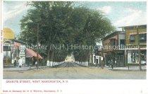 Image of Postcard, Granite Street, West Manchester, N.H. - 1952.045.056