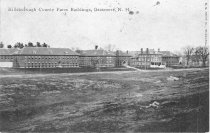 Image of Postcard, Hillsborough County Farm Buildings, Grasmere, N.H. - 1952.049.018