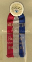 Image of Odd Fellows Badge - Manchester, N.H. Flag Day, 1914 - 1957.018.019
