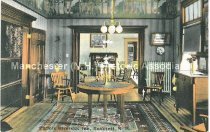 Image of Postcard, Parlors Riverside Inn, Hooksett, N.H. - 1957.035.004