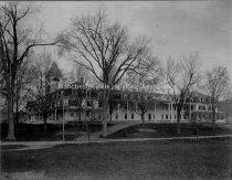 Image of Shirley House, Uncanoonuc Mountain - 1958.317.010