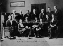 Image of Group Portrait—The Park Players, Manchester, NH, Season 1920-21 - 1959.004.001
