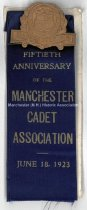 Image of Manchester Cadet Association Fiftieth Anniversary, 1923 - 1960.008.001.14
