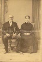Image of Portrait of Mr. & Mrs. Curtis K. Kendall - 1962.022.001
