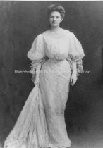 Image of Portrait of Mrs. Marguerite Stearns - Wedding Day - June 8, 1904. - 1967.003.001
