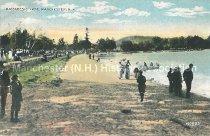 Image of Postcard, Massabesic Lake, Manchester, N.H. - 1967.041.002