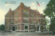 Image of Postcard, Y.M.C.A., Building, Manchester, N.H. - 1969.050.004