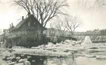Image of 1936 Flood, Hooksett, NH - Ice - 1970.011.002