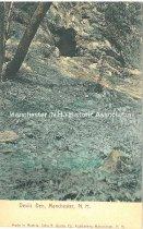 Image of Postcard, Devils Den, Manchester, N.H. (Bedford, NH?) - 1970.086.045