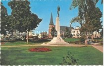 Image of Postcard, Victory Park, Manchester, NH - 1971.046.006