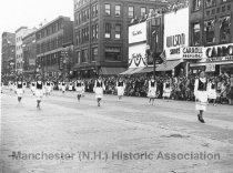 Image of Manchester Centennial Parade - 1946. - 1971.135.009