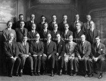 Image of Group Portrait Elliot Hospital Medical Staff, Ca. 1932 - 1972.141.191