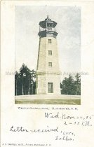 Image of Postcard, Weston Observatory, Manchester, N.H. - 1972.141.562.19