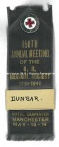 Image of Ribbon,150th Annual Meeting of the N.H. Medical Society, Manchester, N.H. - 1972.141.600
