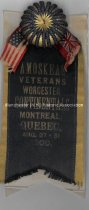 Image of Badge - Amskeag Veterans - Worcester Continentals, 1900 - 1973.513.017