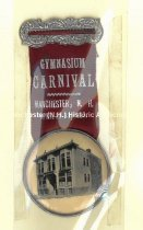 Image of Badge - Gymnasium Carnival, 1897 - 1973.538.002